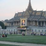 palais royal cambodge phnom penh