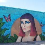 CLOE HAKAKIAN street art wynwood