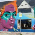 Fin DAC street art wynwood